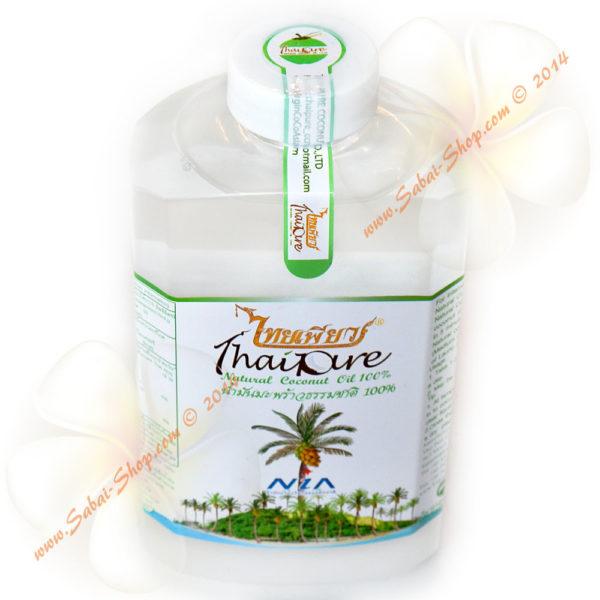 Кокосовое масло холодного отжима Thai Pure в Красноярске