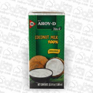 Купить кокосовое молоко Aroy-D 500 мл. в Красноярске 8851613101385