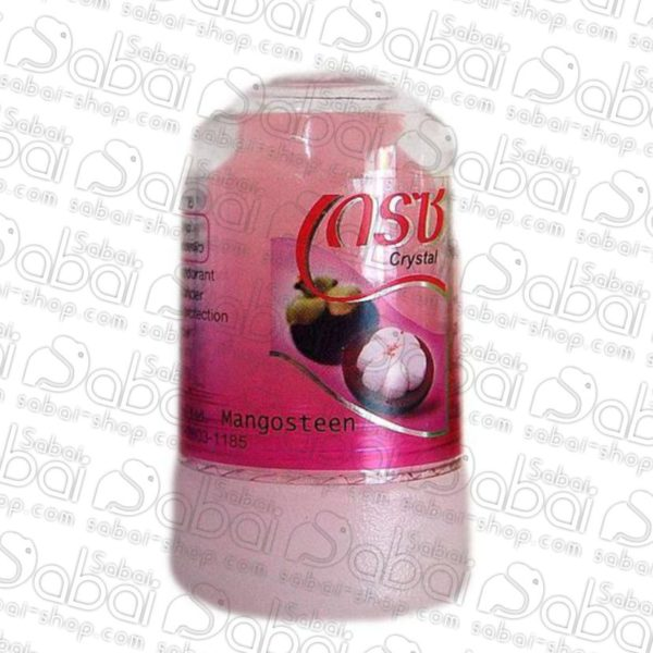 Натуральный дезодорант Grace Crystal Mangosteen