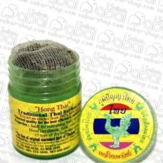 Тайский ингалятор на травах с эфирными маслами Hong Thai купить в Красноярске