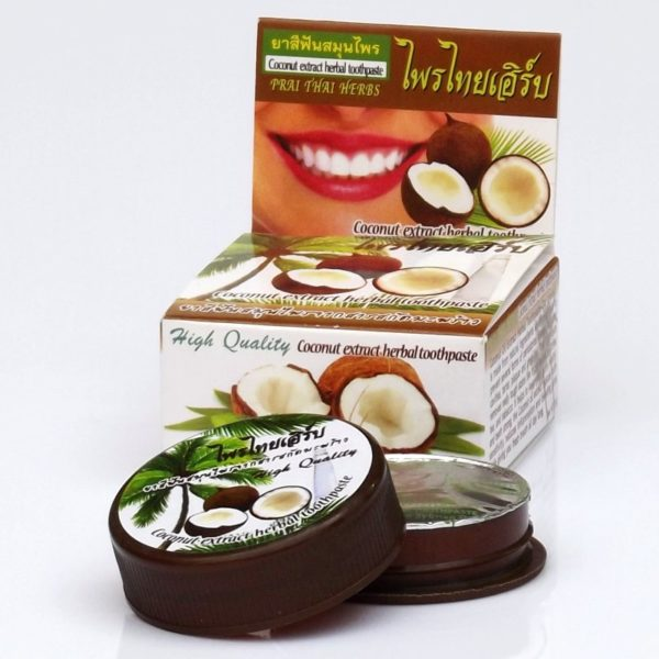 The Siam Spa Herbal Toothpaste тайская паста с экстрактами растений и трав