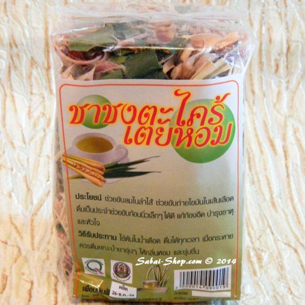 Лемонграсс сушеный - лимонное сорго