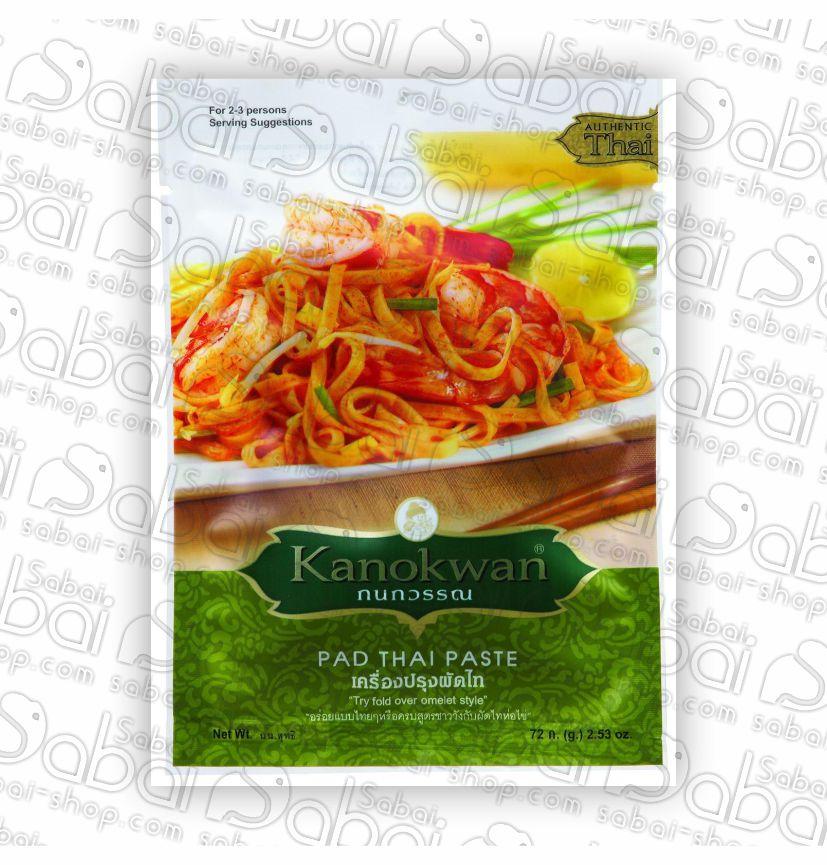 Купить Паста Пад Тай (Pad Thai paste) Kanokwan 72 гр.