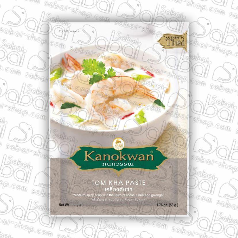 Паста Том Ка (Tom Ka paste) Kanokwan купить в Красноярске