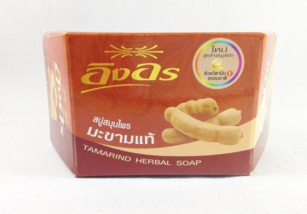 Тайское мыло с экстрактом Тамаринда (Ing On Tamarind Herbal Soap)