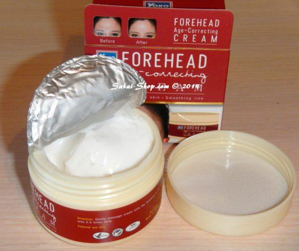 Антивозрастной крем Yoko Forehead Age Correcting cream в Красноярске