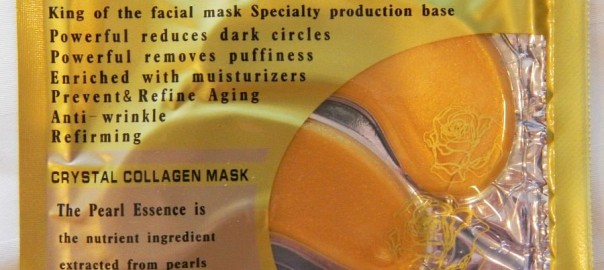 Golden Collagen mask