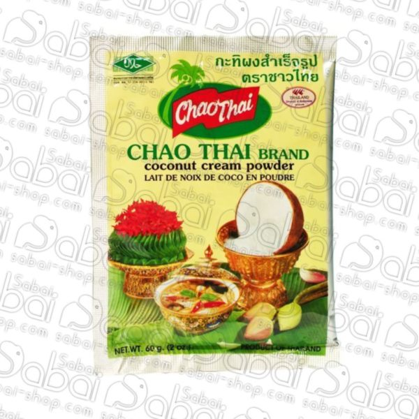 Coconut Cream Chao Thai 60 gr