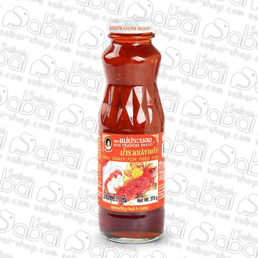 Таиский соус для жаренной рыбы