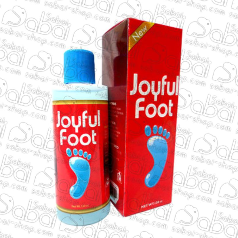 Joyful Foot Противогрибковое средство Сабай фут