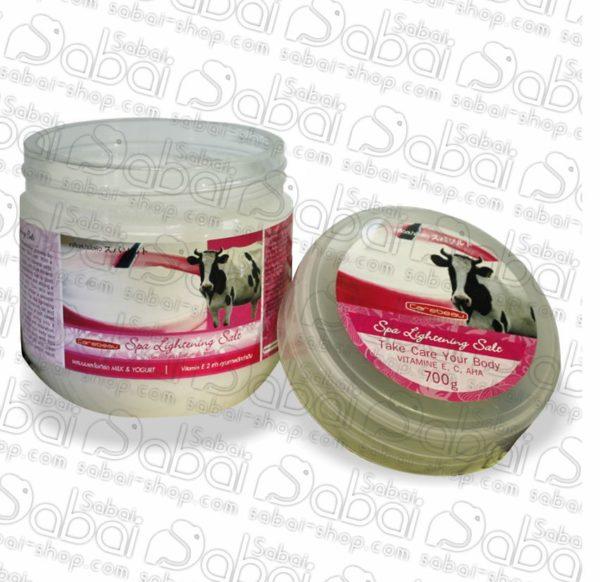 Теперь Скраб с коройвой для тела Молоко и Йогурт (Carebeau SPA Lightening Salt Milk & Yogurt) 700 гр. можно купить и заказать в Краснояске, доставка по всей России.