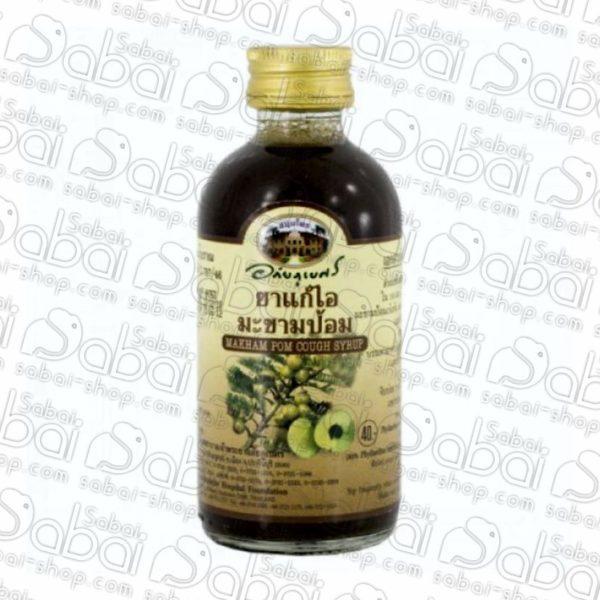 Тайская травяная микстура от кашля с эмбликой купить в Красноярске