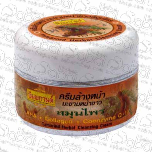 Травяной очищающий крем для лица Thanyaporn с тамариндом купить в Красноярске