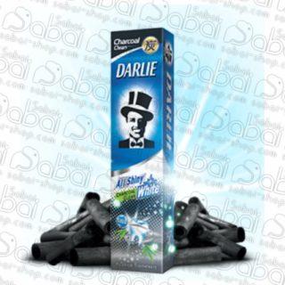 Угольная зубная паста Дарли (Darlie Charcoal) 40 гр.
