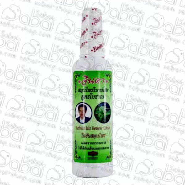 Лосьон Джинда против выпадения волос (Jinda Herbal Hair Renew lotion) купить в Красноярске