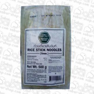 Рисовая лапша для Пад Тай (Rice stick noodle) 500 гр. купить в Красноярске