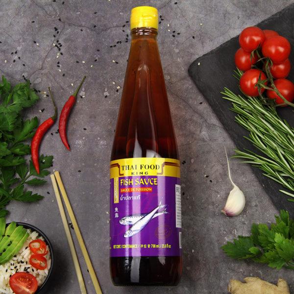 Купить настоящий тайский рыбный соус в Красноярске