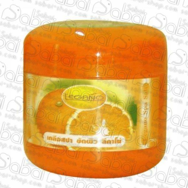 Апельсиновый скраб для тела купить в Красноярске