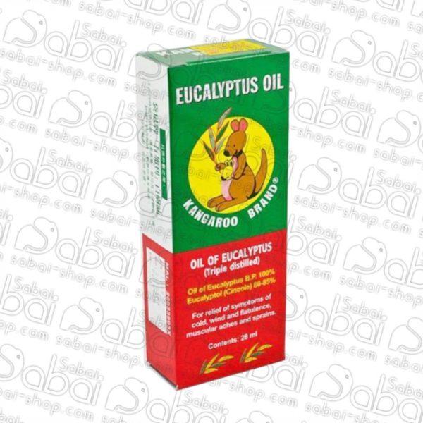 Масло эвкалипта (Eucalyptus Oil Kangaroo Brand) 8,5 гр. купить в Красноярске