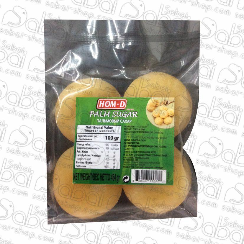 Пальмовый сахар (Palm sugar Hom-D) 500гр. купить в Красноярске