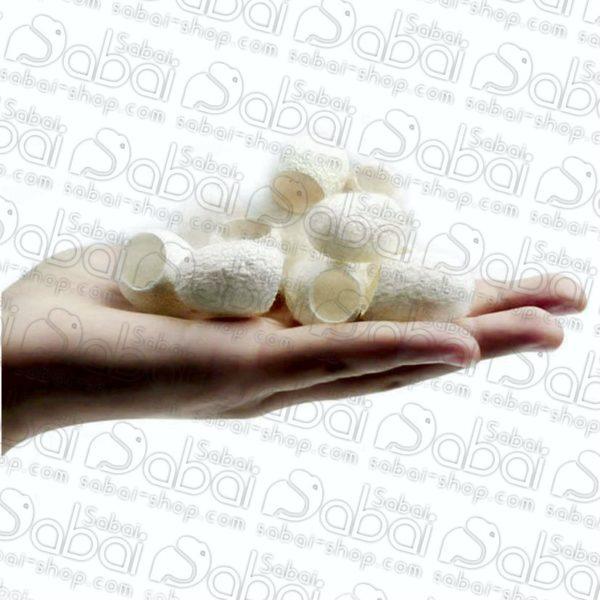 Коконы шелкопряда (Silk cocoons) 25 гр. купить в Красноярске. Товары из Таиланда в Красноярске.