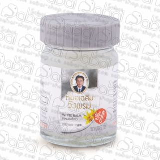 Белый бальзам Вангпром (Wangphrom Whate Balm) 50 гр. купить в Красноярске