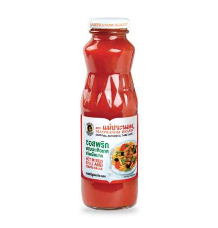 Острый соус из перцев чили и помидоров 340гр. 8850487042107 Купить в Красноярске