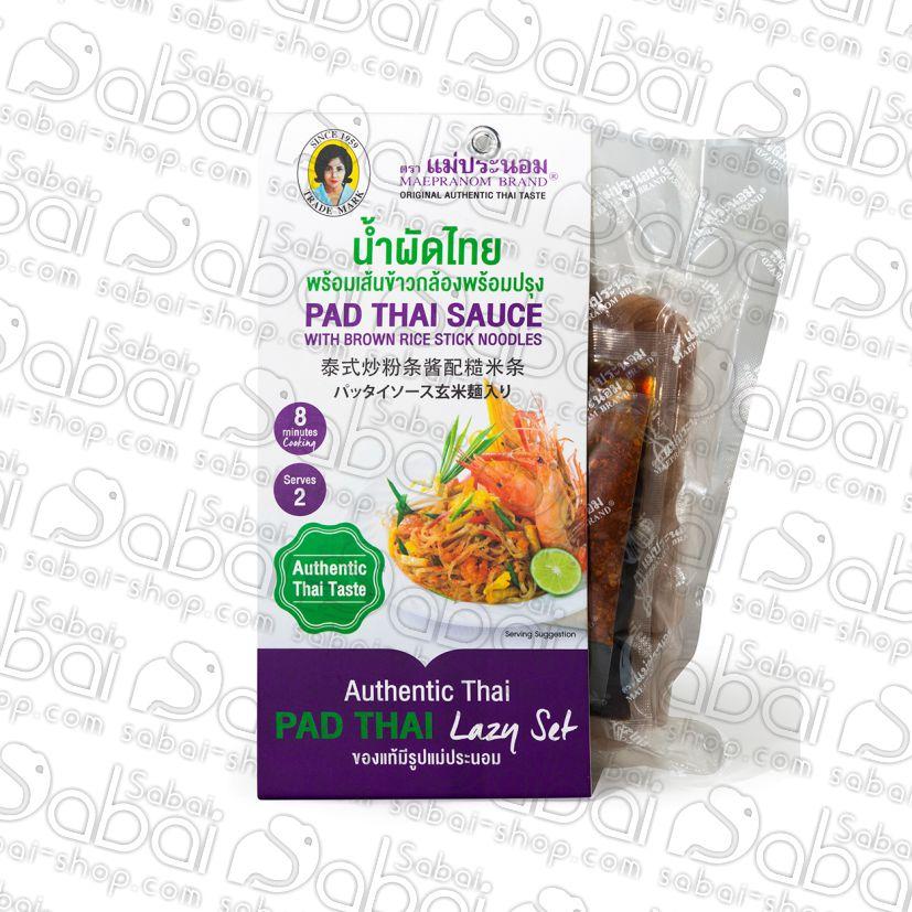 Набор специй для приготовления пад тай (Pad Thai with Brown Rice Stick Noodle) 176гр. купить в Красноярске