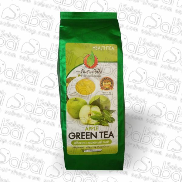 Зеленый чай с ароматом яблока (Apple Green Tea) 80гр. 8859167804257 купить в Красноярске
