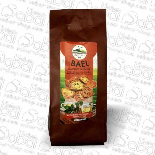 Зеленый чай+баэль от Mt Tea (Mt Tea Green tea bael) 8859167806107