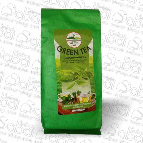 Зеленый ароматизированный чай (Green Tea MT TEA) 80гр. 8859167806107 купить