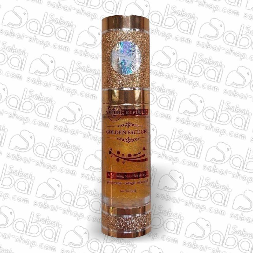 Золотой коллаген Nature Republic (Gold Face Gel) 10-1-5608618 купить в Красноярске