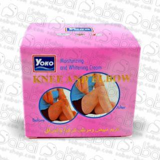 крем Yoko для коленей и локтей из Таиланда в Красноярск