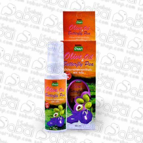 Сыворотка для волос Banna «Оливковое масло + Анчань» 60мл. купить в Красноярске