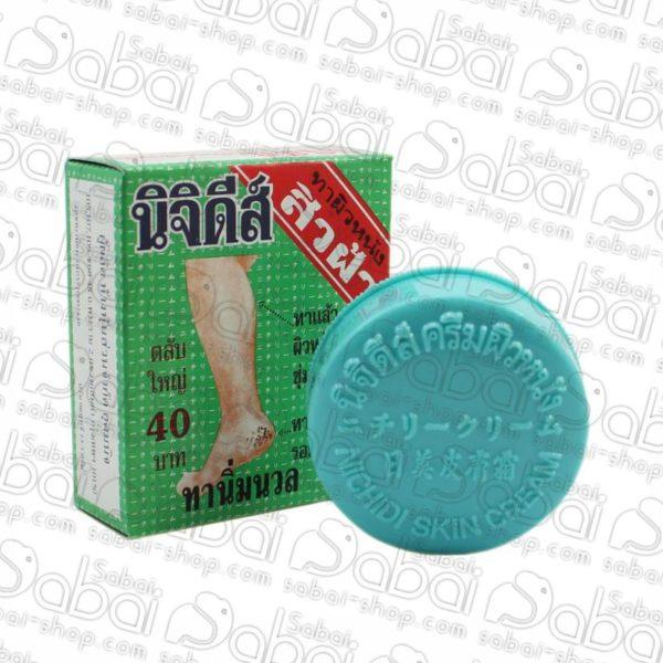 Питательный крем для ног NiChidi против сухости и трещин на пятках купить