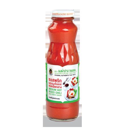 Умеренно острый чили с томатами 340гр. 8850487043104 Купить в Красноярске