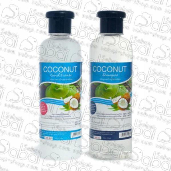Шампунь+кондиционер кокос купить в Красноярске