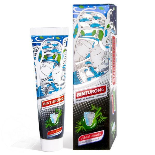 Угольная зубная паста 8859146436011 Купить в Красноярске