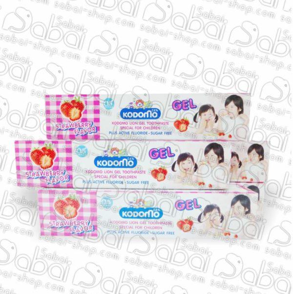 Детская тайская зубная паста codomo_gel_85002008670_sabai купить в Красноярске