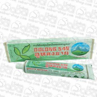 Травяная зубная паста Улун Сан (Oolong San Toothpast) купить в Красноярске 8853318002004