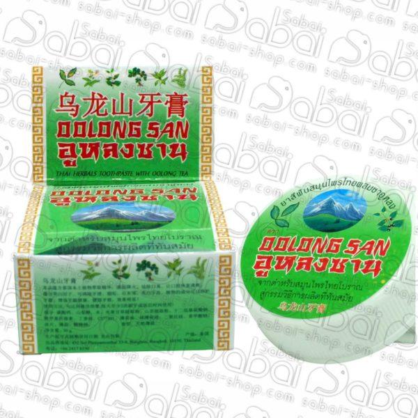 Тайская травяная зубная паста улуун сан Pop Popular 30гр. купить в наличии в России Красноярск