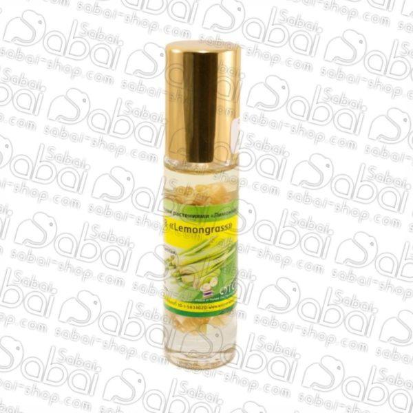 Тайский жидкий ингалятор с лемонграссом Oil Balm with Lemongrass 8857122522208 купить в Красноярске