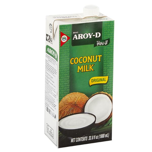 Кококсовое молоко 1000мл.8851613101392 Купить в Красноярске