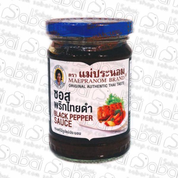Купить Соус черный перец (Black pepper sauce) 240 гр. 8850487047034