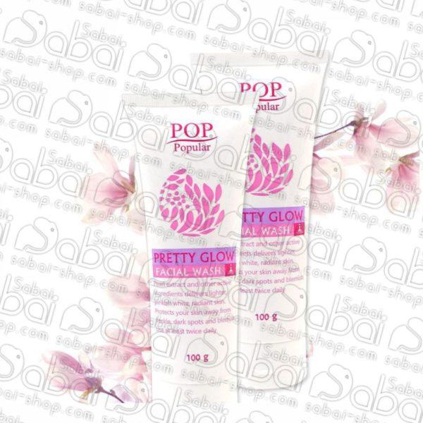 Пенка для умывания Купить пенку для умывания Pop Popular (Pretty Glow Facial Wash) 100 гр. 8853318002028