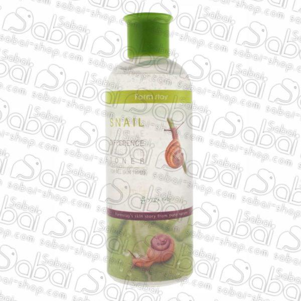 Тонер для лица увлажняющий с улиточным муцином Farm Stay Snail Visible Difference 8809514480252 купить в Красноярске