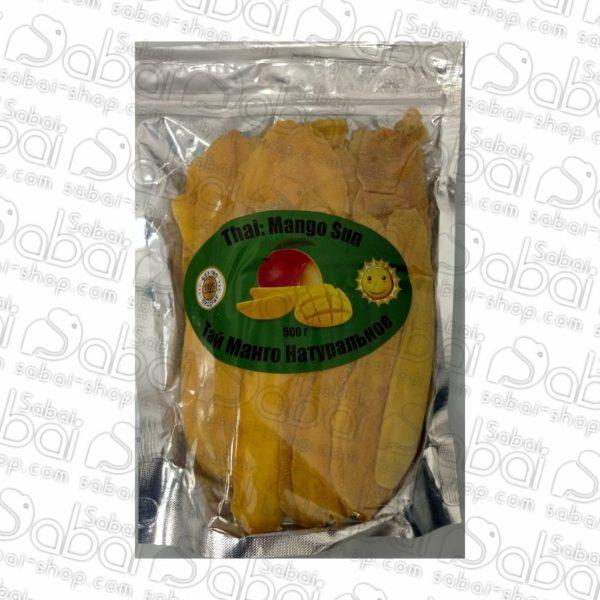 Купить настоящее сушеное манго в Красноярске 8858567000405