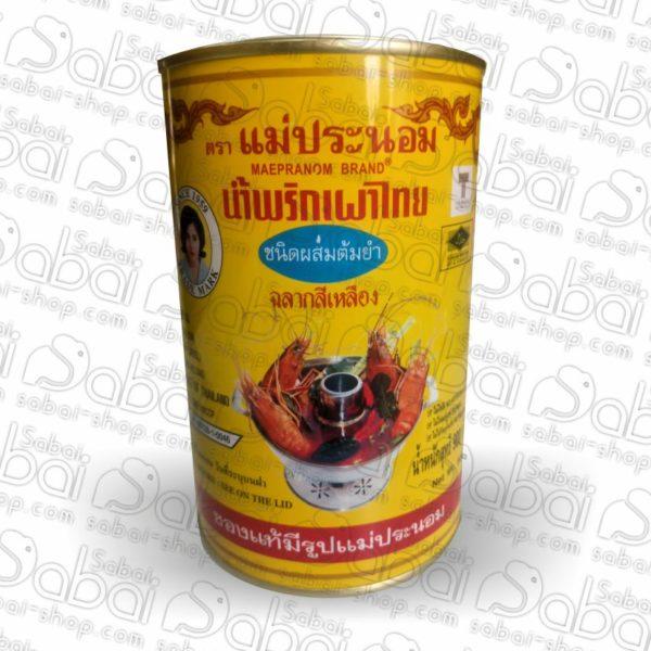 Купить Чили в масле для Том Ям Chilli in Oil for Tom Yum Yellow Label купить в Красноярске, доставка по всей России. 8850487003139 10-1-00728-1-0046