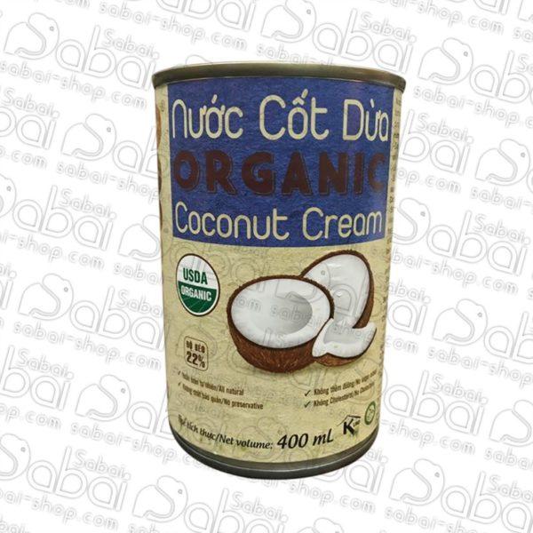 Купить вьетнамские Кокосовые сливки Organic VietCoco в Красноярске 8936079560447