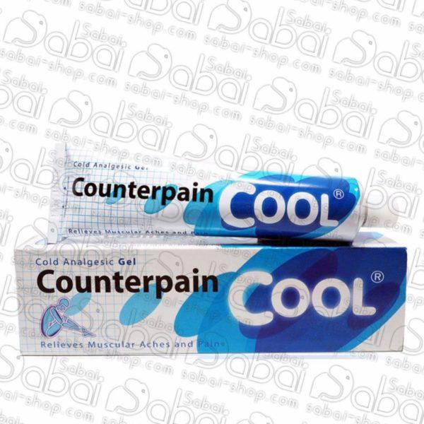 Купить Охлаждающий обезболивающий гель Контерпейн Counterpain в Красноярске 8995201800264 8995201800257